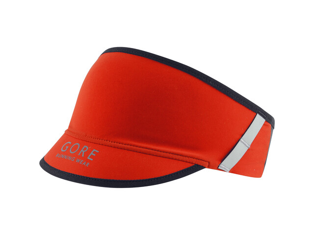 GORE RUNNING WEAR Fusion Visor orange